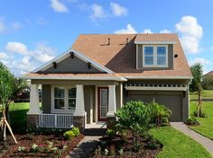 Frost II by Ryland Homes at FishHawk Ranch