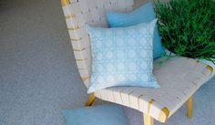 British Cane cushions for modern home
