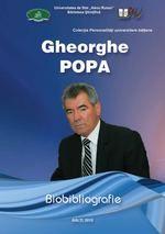 Gheorghe POPA: Biobibliografie Digital Magazine, Author, Books, Livros, Book, Writers, Livres, Libros, Libri