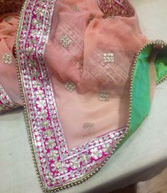 Beautiful gotta patti dupattas for sale.Perfect for wedding trousseau.Message me for more details.Please visit : https://www.facebook.com/Asmara.india to view the full collection.Please LIKE my page to get regular updates. :)