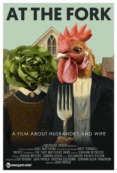 """Concerned About Animal Farming? Enter to Win a Ticket to """"At the Fork"""" Humane Documentary.  Whole Foods Market and the Humane Society of the United States are teaming up  with the filmmakers behind the new documentary """"At the Fork"""" to bring a private screening  of the film to AMC Loews 19th St. East 6 on July 13, 2016"""
