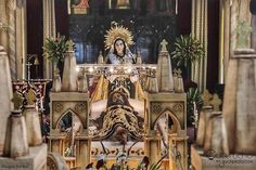 68 Velación  de la Consagrada Imagen del Señor Sepultado y Quinta Velación de la Consagrada Imagen de la Santísima Virgen de Dolores de la Parroquia de San Nicolás Quetzaltenango. #CucuruchoenGuatemala #recuerdosdelcucurucho #xela #jesus #virgenmaria