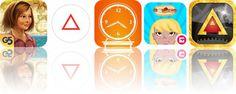 Todays Apps Gone Free: Treasure Seekers, Databit, Big Clock and More