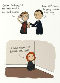 Daddy Coulson makes it all better