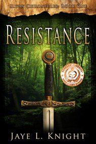 Resistance by Jaye L. Knight ebook deal