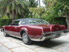 1973 Lincoln Continental Mark