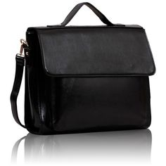 FC Select Vegan Bags Vegan Flap Over Bag (390 NOK) ❤ liked on Polyvore featuring bags, handbags, vegan bags, faux leather laptop bag, synthetic leather handbag, vegan handbags and vegan leather purses