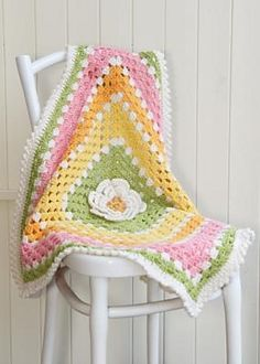 Ravelry: Teddington Baby Blanket pattern by Mrs Moon.  I'd like to make this adult size.