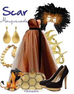 """""""Scar Masquerade"""" by cheshirehatter ❤ liked on Polyvore"""
