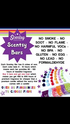 What is scentsy wax? Www.yvonnehairstylist77.scentsy.us
