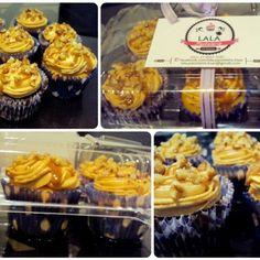 Cupcakes Muffins decorados personalizado - Aldea Muffins Decorados, Cupcakes, Breakfast, Desserts, Food, Sweet Treats, Deserts, Facts, Food Cakes