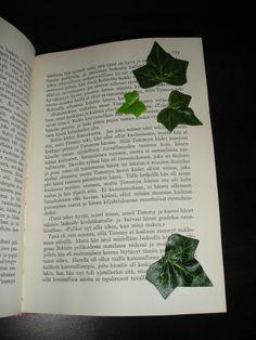 Kirjan sivuja