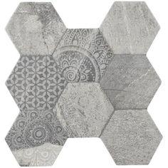 Praxis | Vloertegel vesta mix 45 x 45cm  per 1,1m² Toilet, Stars, Kitchen, Inspiration, Bathroom, Cooking, Biblical Inspiration, Litter Box, Home Kitchens