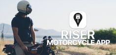 RISER - l'app per motociclisti creata da motociclisti