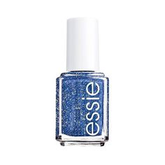 essie Encrusted Treasures Nail Color Collection - Lots of Lux (390 DOP) ❤ liked on Polyvore featuring beauty products, nail care, nail polish, essie, nail, lots of lux, rainbow nail polish, matte glitter nail polish, holographic nail polish and matte finish nail polish