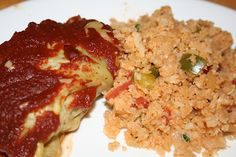 Budget Paleo...Made Easy: Beef (or chicken) Enchilada Recipe