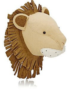 Fiona Walker England Lion Wall Décor - Toys - 504599643