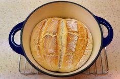 Paine de casa coapta in oala, reteta simpla si rapida | Retete culinare cu Dana Valery