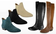 Groupon - ABS by Allen Schwartz Women's Boots. Multiple Options Available. in [missing {{location}} value]. Groupon deal price: $34.93