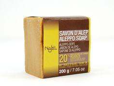 Oryginalne mydło Alep z Aleppo Savon d'Alep Aleppo Soap More: http://www.etnobazar.pl/search/ca:kosmetyki?limit=128