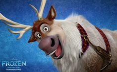 Sven in Frozen