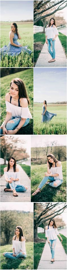 spring senior pictures, spring senior portraits, senior pictures, outfit inspiration, senior portraits, maryland senior portrait photographer, carroll county, mount airy, union bridge maryland, senior portrait photographer