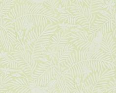 Calico Birds  (213734) - Sanderson Wallpapers - A two colour, pretty bird and foliage design based on original Sanderson leatherwork designs, perfect for a subtle all over background on one or four walls. Shown in the olive green colourway.  Paste the wall. Please request sample for true colour match.