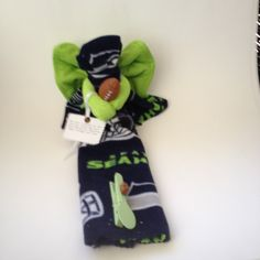 Watching Angel™ - 363 - Seattle Seahawks by EveryThingPineCone on Etsy