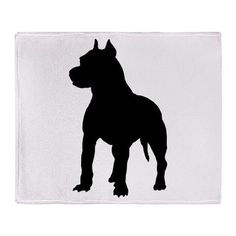 American Pitbull Silhouette Terrier Gifts Clipart