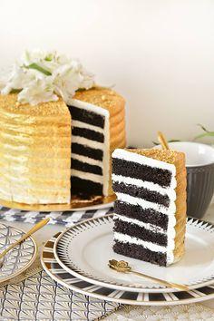 Sprinkles, Chocolate, Tiramisu, Ethnic Recipes, Cakes, Custard, Food Processor, Ethnic Food, Pies