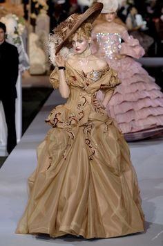 Christian Dior, Fall 2007 Couture