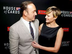 IN THE 'HOUSE' photo | Kevin Spacey, Robin Wright