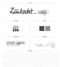 ziii kocht… was by kerstin sterl, via Behance