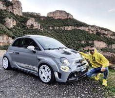 Fiat 500c, Fiat Abarth, Fiat Sport, Automobile Companies, Girly Car, Bike Art, Car Accessories, Ferrari, Mountain