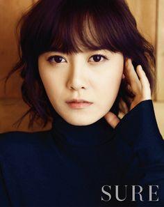 Goo Hye Sun Sure Korea Magazine November Issue '12