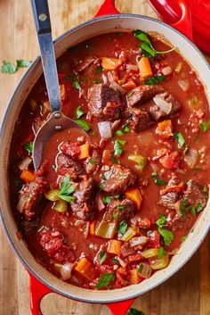 Recipe: Simplest Spiced Lamb Stew — Passover Recipes