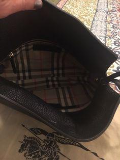 e39ab679bde2 Burberry Nova Tote Bag with Leather Trim   Handles  159.0