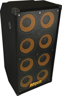 Awesome 4 Ohm Bass Speaker Cabinet