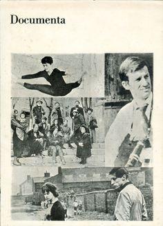 DOCUMENTA 0,  1966,  rivista del centro universitario cinematografico di Genova