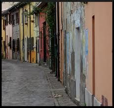 Rimini Italy, like a secret ... #ridecolorfully
