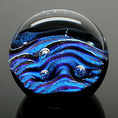 Light Opera - paperweights - art glass, paperweights, vases, kaleidoscopes