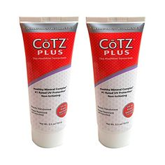 Fallene Cotz Plus SPF 58 Water Resistant UVBUVA Sunscreen for Sensitive Skin 25Ounce Tube Set of 2 -- Read more  at the image link.