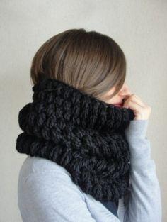 Chunky scarf by ophelia