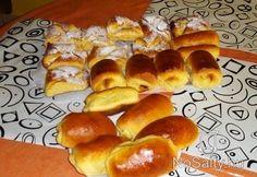 Kelt tészta alaprecept (bukta) Ring Cake, Hot Dog Buns, Scones, Waffles, French Toast, Bread, Breakfast, Food, Hungary