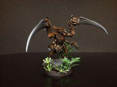 Guerrero Tiránido, flota Venom Warriors