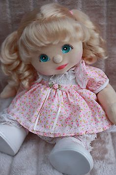 My Child Doll Blonde RP Aqua Charcoal Minty  It's Penny <3
