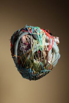 3 days photographing the work of Judith Scott (USA) on Behance