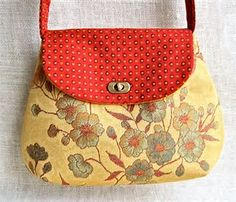 Image result for Handmade Fabric Bags
