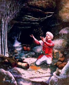 Bards and Tales: Ali Baba and the Forty Thieves