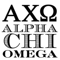 Alpha Chi Omega Greek Letters | mamiihondenk.org